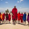 Maasai Village Folks - Kenya