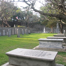 Macao Protestant Cemetary