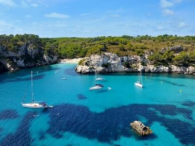 Macarelleta Beach - Menorca - Balearic Islands - Spain