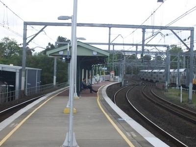 Macdonaldtown Railway Station