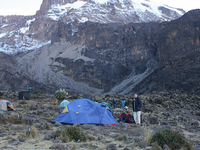 Mount Kilimanjaro 6 Days Trek Machame Route