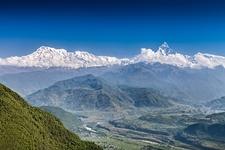 Machapuchare & Annapurna - Pokhara