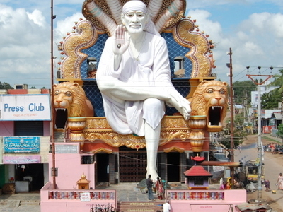 Machilipatnam  Sai  Temple  1 1  0 9
