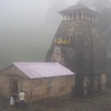 Early Morning View Of The Temple