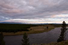 Madison River & Yellowstone West Entrance