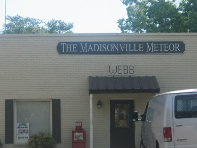 Madisonville  Meteor Newspaper