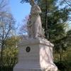 Madonna Of The Trail Statue In Glen Miller Park