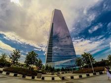 Madrid Torre Espacio