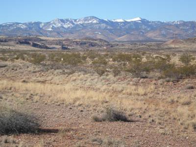 Magdalena Mountains