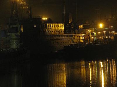 Magdalla Ship Building Yard