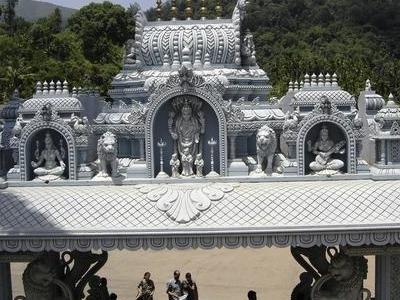 Annapoorneshwari Temple In Horanadu