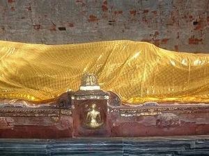 Mahaparinirvana Templo