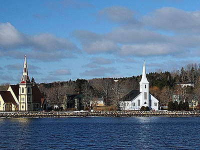 Mahone Bay Quebec