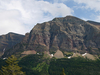 Mahtotopa Mountain At Glacier - USA