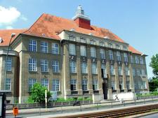 Main Building In Karlshorst