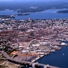 Maine - Portland City Overview