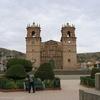 Main Square In Puno City - Peru