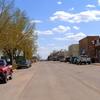 Main Street In Carstairs