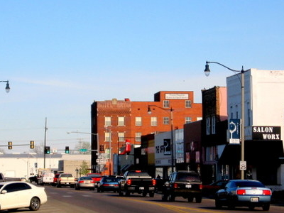 Main Street Durant Ok