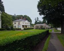Main Street View Hingham