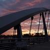 Main Street Bridge In Columbus OH