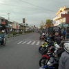 Main Street In Timika