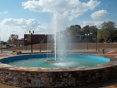 Main Street Fountain