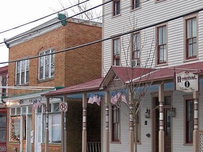 Main Street In Mays Landing