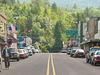 Main Street Morton Washington.