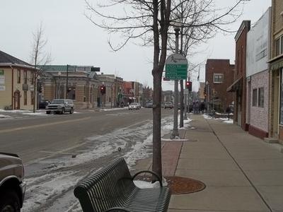 Main  Street  Stoughton  Wisconson