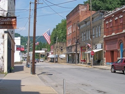 Main Street In Downtown Sutton