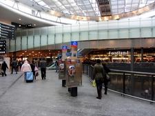 Main Terminal Building Interior