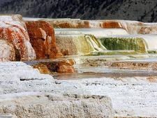 Main Terrace - Yellowstone - USA