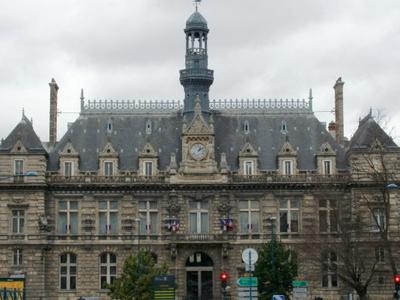 Town Hall Pantin