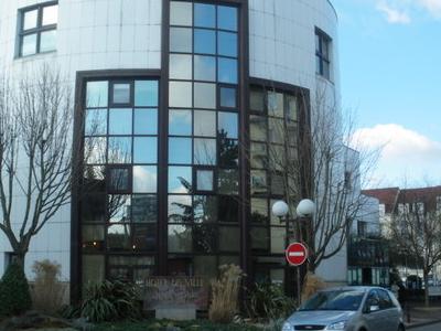 Town Hall Longjumeau