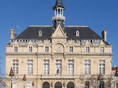 Town Hall La Courneuve