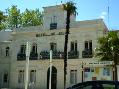 Lunel Town Hall
