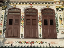 Malacca City Windows