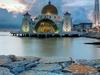 Malacca Straits - Mosque - Malacca City