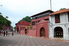 Malacca Street View & Buildings