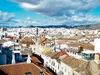 Malaga City Skyline - Andalucia Spain