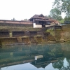 Malamakkavu Ayyappa Temple And Temple Pond, Anakkara