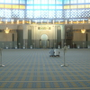An Inside View Of The National Mosque