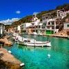 Mallorca Fishermen Village In Spain