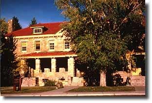Mammoth Area Albright Visitor Center & Museum - Yellowstone - US