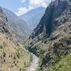 Manaslu Canyon & River - Nepal Himalayas