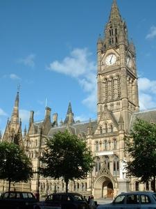 Manchester Town Hall Owlof Doom