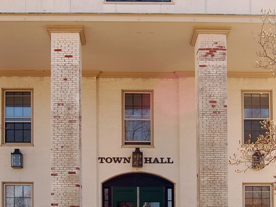 Manchester  By  The   Sea  Town  Hall