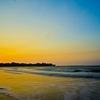 Mandwa Beach Sunset