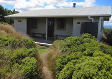 Mangaehuehu Hut